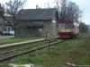 Železniční stanice v Libochovicích
